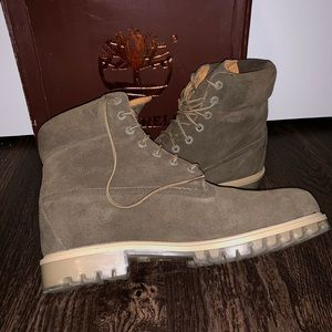 Limited Edition Timberlands (Never Worn)